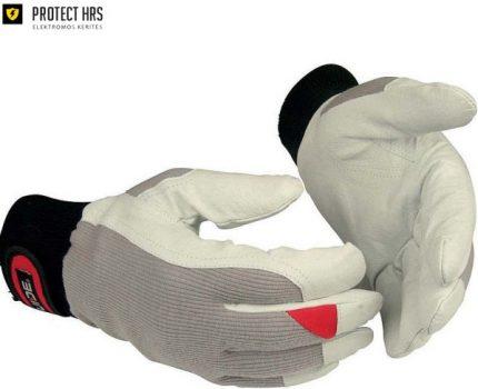 Védőkesztyű Guide 43 szürke sztreccs kézfej