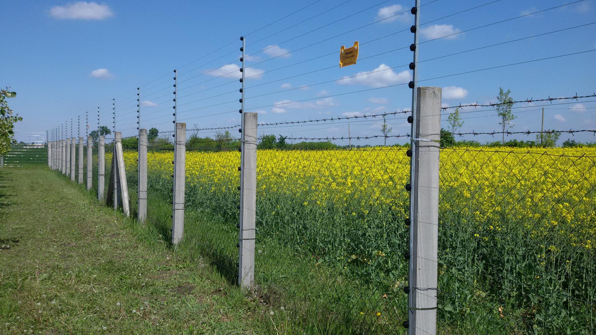 Elektromos kerítés