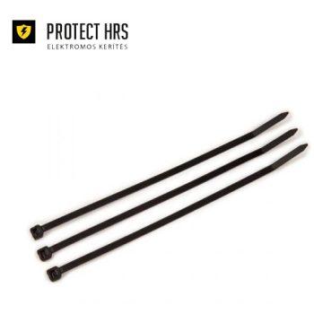 Elematic kábelkötegelő fekete 2,5x98mm